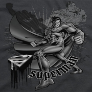 Superman Fight And Flight Shirts