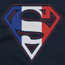 Superman French Shield Shirts