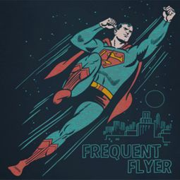 Superman Frequent Flyer Shirts