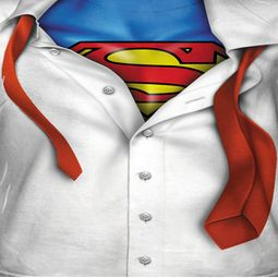 Superman I'm Superman Sublimation Shirts