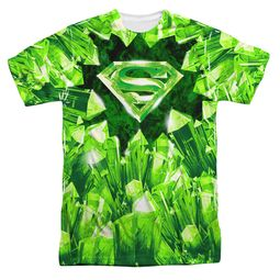 Superman Kryptonite Shield Sublimation Shirt