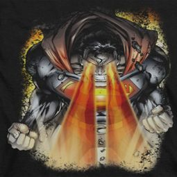 Superman Laser Eyes Shirts