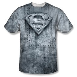 Superman Made Of Steel Sublimation Shirt