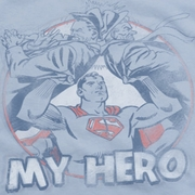 Superman My Hero Shirts