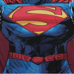 Superman New 52 Superman Sublimation Shirts
