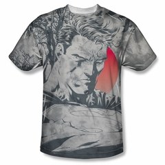 Superman New Day Dawning Sublimation Shirt