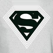 Superman Optical Stripes Sublimation Shirts