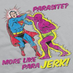 Superman Parajerk Shirts