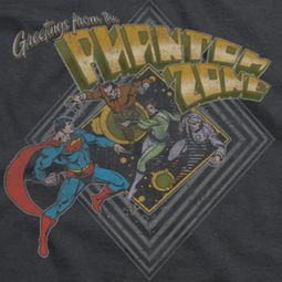 Superman Phantom Zone Shirts