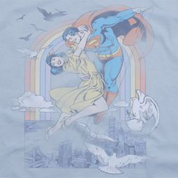Superman Rainbow Shirts