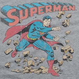 Superman Rocks Shirts