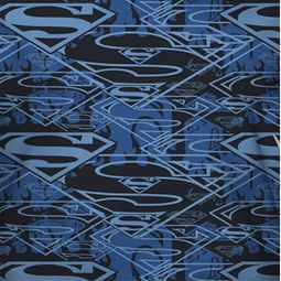 Superman Shielded Sublimation Shirts