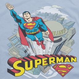 Superman Skyward Shirts