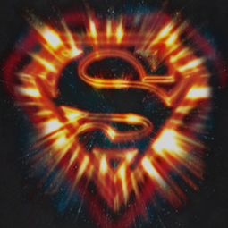 Superman Space Burst Shield Shirts
