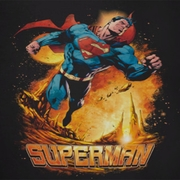 Superman Space Case Shirts