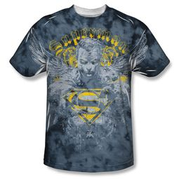 Superman Stand Your Ground Sublimation Shirt