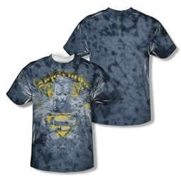 Superman Stand Your Ground Sublimation Shirt Front/Back Print