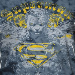 Superman Stand Your Ground Sublimation Shirts
