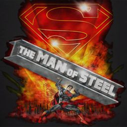 Superman Steel Girder Shirts