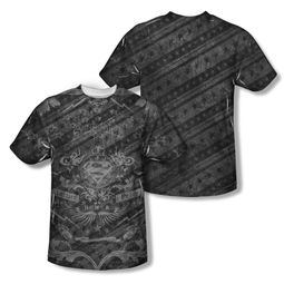 Superman Submit Sublimation Shirt Front/Back Print