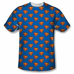 Superman Super All Over Sublimation Shirt