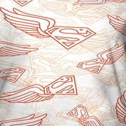Superman Super Flight Sublimation Shirts