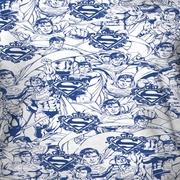 Superman Super Is The Man Sublimation Shirts