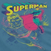 Superman Super Spray Shirts