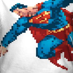 Superman Superbit Sublimation Shirts