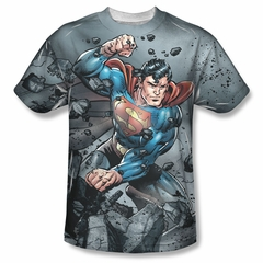 Superman Superman Vs. Doomsday Sublimation Shirt