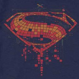 Superman Tech Logo Shirts