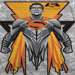 Superman Tech Sublimation Shirts