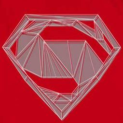 Superman Techy S Shirts