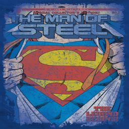 Superman The Legend Shirts