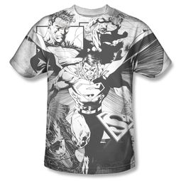 Superman The Power Within Sublimation Shirt