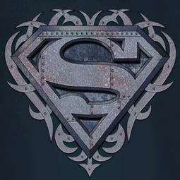 Superman Tribal Steel Shirts