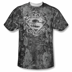Superman Unchain The King Sublimation Shirt