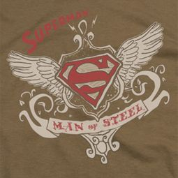 Superman Victorian Wings Shirts