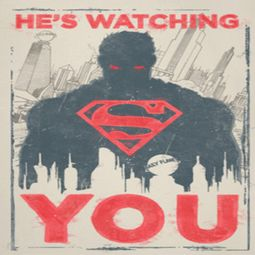 Superman Watching You Shirts