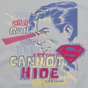 Superman You Can Run Shirts