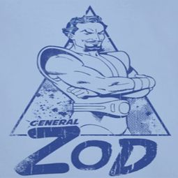 Superman Zod Shirts