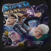 SuperMansion Group Shirts