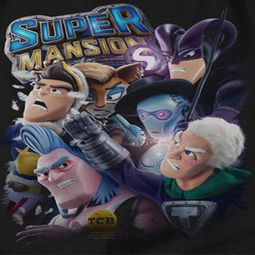 SuperMansion Shirts