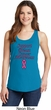 Support Breast Cancer Awareness Ladies Tank Top
