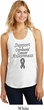 Support Carcinoid Cancer Awareness Ladies Racerback