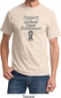 Support Carcinoid Cancer Awareness T-shirt