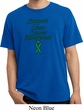 Support Liver Cancer Awareness Pigment Dyed T-shirt