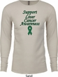 Support Liver Cancer Awareness Thermal Shirt