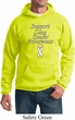 Support Lung Cancer Awareness Hoodie
