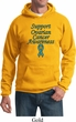 Support Ovarian Cancer Awareness Hoodie